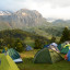 Camping Trips in the East and West United States