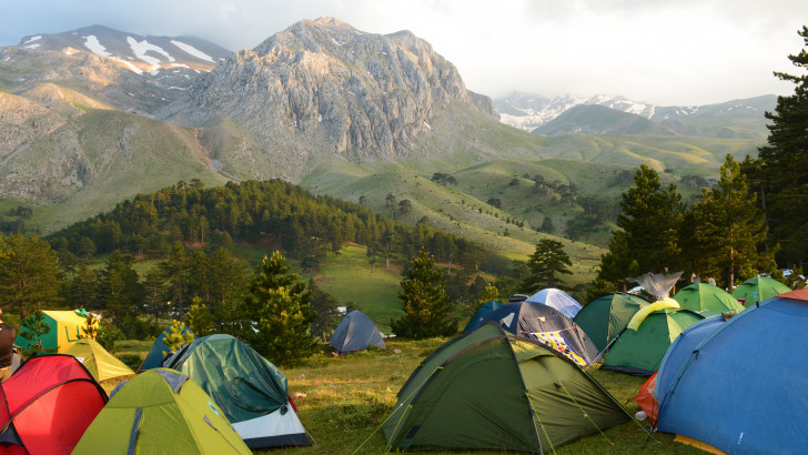 Best Places to Go Camping and Hiking